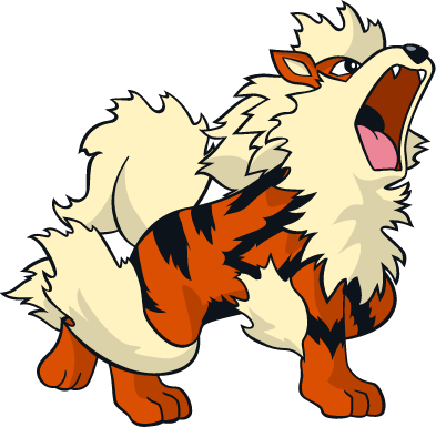 Arcanine Victory Road