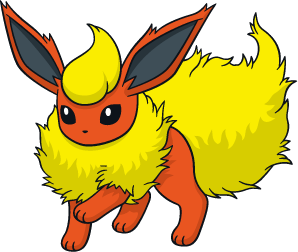 Flareon Victory Road