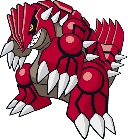 Groudon Victory Road