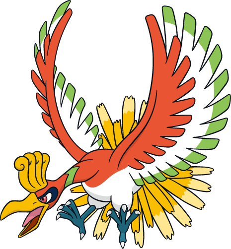 Ho-oh Victory Road