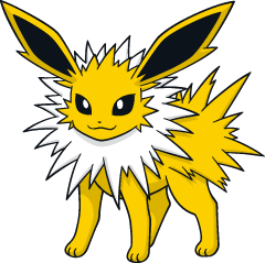 Jolteon Victory Road