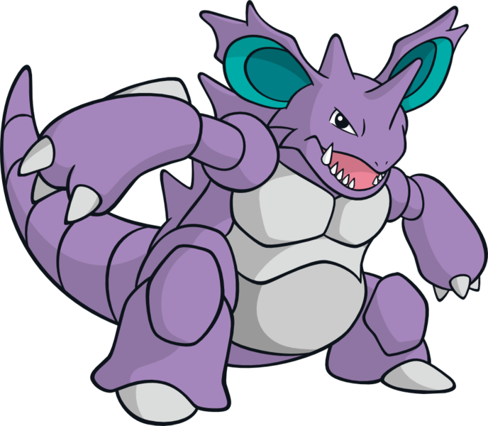 Nidoking Victory Road