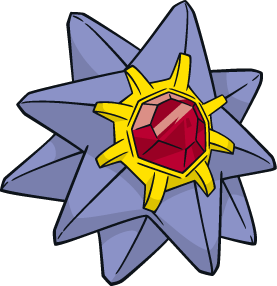 Starmie Victory Road