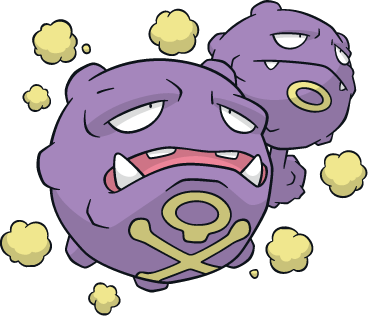 Weezing Victory Road